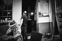 (thierrylothon) Tags: france monochrome flickr fuji bretagne fr morbihan publication repos noirblanc personnage c1pro auray captureonepro saintgoustan phaseone activit wclx100 fujix100t fluxapple
