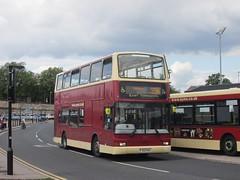 East Yorkshire 593 PJ02RAU Hull Interchange on 35A (1280x960) (dearingbuspix) Tags: eastyorkshire 593 eyms pj02rau