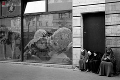 || Childhood... || (maxence.ma) Tags: leica paris girl childhood child sad homeless m3 happyness filmphotography tx400