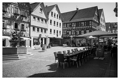 Marbach a.N. (Holger Wei) Tags: leica q 116 holger weis sw bw black white monochrom marbach fachwerk timbered house