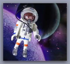 Deep Space IV (Harald52) Tags: astronaut figur playmobil