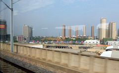2016_04_19 410 (Gwydion M. Williams) Tags: china train railway wuhan hubei highspeedtrain