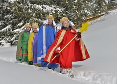 Sternsingen_Hinterstoder4 (Katholische Jungschar Österreichs) Tags: schnee sonne sternsingen sternsinger oesterreich oberoesterreich skifahrer hinterstoder ooe heiligedreikönige höss sternsingerin