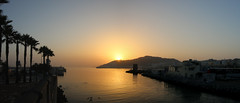 PANORAMA 416 (anyera2015) Tags: panorama canon puerto amanecer panormica ceuta canon70d