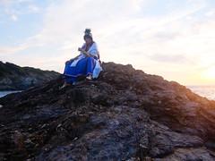 Shooting Sinbad - Magi, the Labyrinth of Magic - Giens - 2016-06-03- P1410845 (styeb) Tags: shooting sinbad magithelabyrinthofmagic giens presquile 2016 juin 03 mer tombee nuit madrague reserve naturelle xml retouche modelaokiji