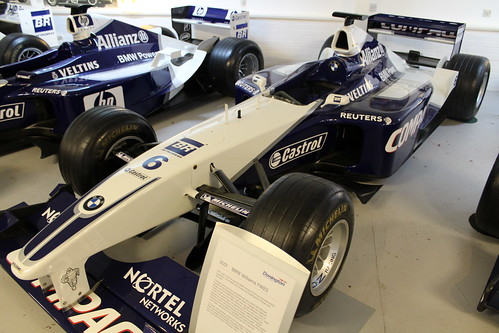 2001 Williams-BMW FW23