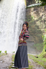 April Love (Graham Savage Photography) Tags: lake girl philippines tribal sebu tboli