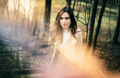 (` mekongisme ) Tags: light portrait art girl beauty female forest 35mm natural sony prisma a7s mekongisme