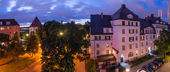What I See in my Window (Vladi Stoimenov) Tags: summer panorama window night germany munich bayern bavaria nikon pano year tripod july month vladi 2016 d610 nikkor142428 bavariabayern wrzstrase wrzstrasse
