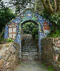 Little Chapel Archway