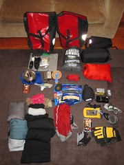 Green Mountain Packing Photo (joeball) Tags: camping bike packing gear list lotsofnotes bikecamping s24o