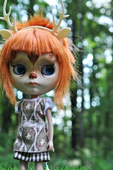 I could not decide (Lawdeda ) Tags: morning girl fun this little bokeh top thing first skirt deer lou blythe custom could hartley deery fbl resis my luxie orangebasket rainbowcoton