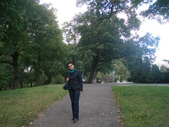 P9300103 (maya_dragonfly) Tags: city people fall nature walking landscape women europe poland olympus torun goldenmix autumn12 fallwalking