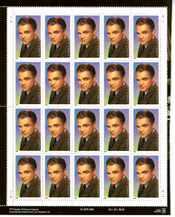 US Postage Stamp, Issued 1999, James Cagney (*hajee) Tags: us 33 stamps 1999 postage jamescagney jimmycagney
