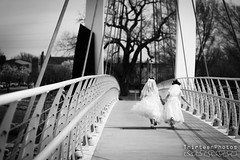 Bridge (AgentThirteen) Tags: girls portrait kids formal 1stcommunion