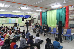 Kem Alam Sekitar di Santubong Feb 2013 (Planetarium Sultan Iskandar) Tags: alam kem santubong sekitar kemsemulajadi