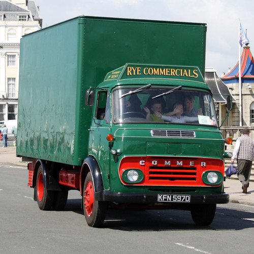 Commer UB6 Rye Commercials KFN597D