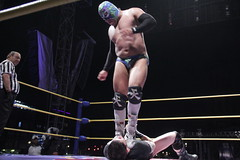 IMG_9859 (Black Terry Jr) Tags: wrestling full demon axel lucha libre zocalo mil mascaras tinieblas canek