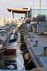 Port de Roses (Jos Carlos Zafn) Tags: roses port de puerto mar pesca pescador