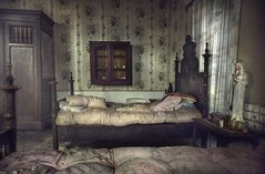 Death wont forget you ( explore ) (andre govia.) Tags: abandoned bed beds ghost best haunted horror manor derelict decayed damp andregovia