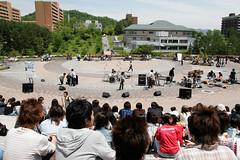 Campus scape spring 2006
