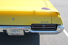 2013 Cars and Coffee June_0088 (Hal_McGee) Tags: judge gto guilty thejudge