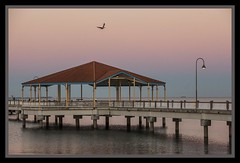 Redcliffe Jetty at Dusk_1= (Sheba_Also) Tags: dusk jetty redcliffe