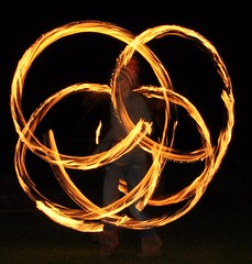 Night - Fire Poi 2 (Jim Carroll 2) Tags: night
