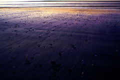 Sunrise On the Sand (massbat) Tags: color beach sunrise coast sand maine newengland kennebunkport gooserocksbeach