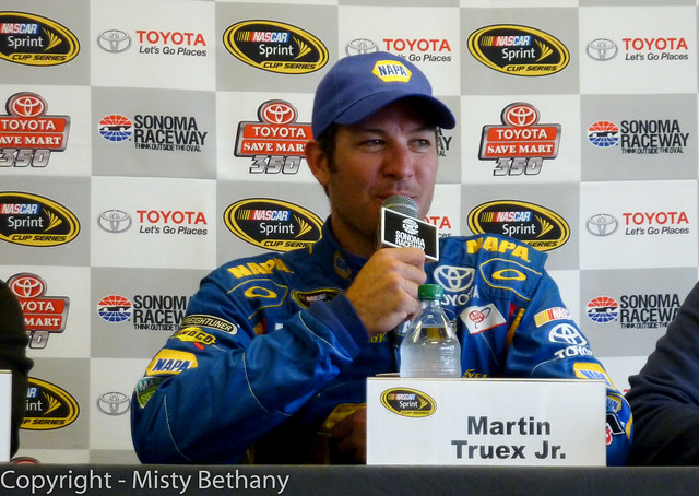 Martin Truex Jr