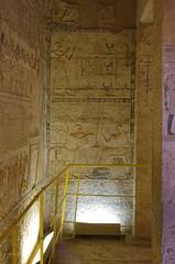 Tomb of Petosiris 37 (eLaReF) Tags: egypt tombs isadora ibex elgebel tunaelgebel petosiris tunaelgebbel
