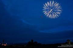 Fireworks at 2011 Blenheim Palace Battle Proms (Kenvyn Davies) Tags: uk england outdoors fireworks britain oxford orchestra oxfordshire proms blenheimpalace 2011 sonynex5 e1855mmf3556oss