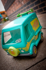 193:365:2013 - The Mystery Machine (phil wood photo) Tags: car toy turquoise july scoobydoo 365 van themysterymachine day193 productphotography project365 2013 colourchallenge 3652013 12072013