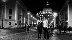 Vean quiénes estuvieron en El Vaticano (Brujo+) Tags: family people vaticano subject cecy vaticancity carito