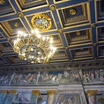 "Ceiling @ Villa Farnesina <a style=""margin-left:10px; font-size:0.8em;"" href=""http://www.flickr.com/photos/14315427@N00/9362920547/"" target=""_blank"">@flickr</a>"