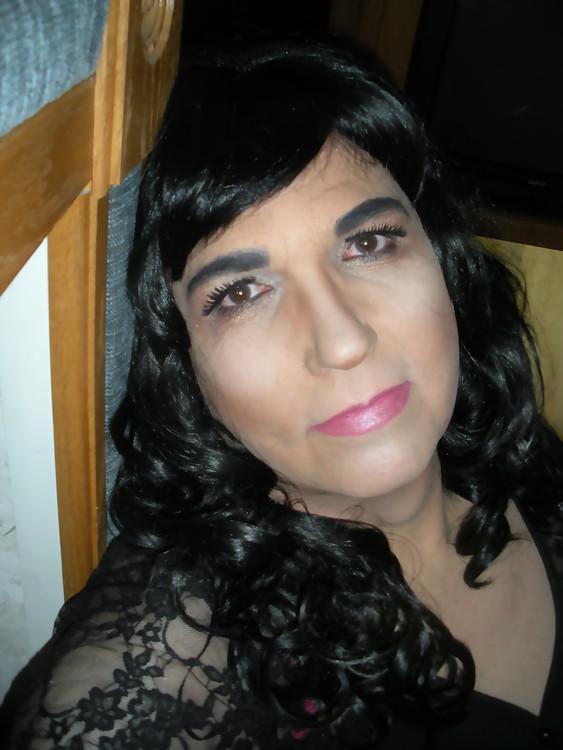 DSCN0859edit (Nicole Hyde) Tags: sexy drag tv transformation slut girly cd  femme smooth