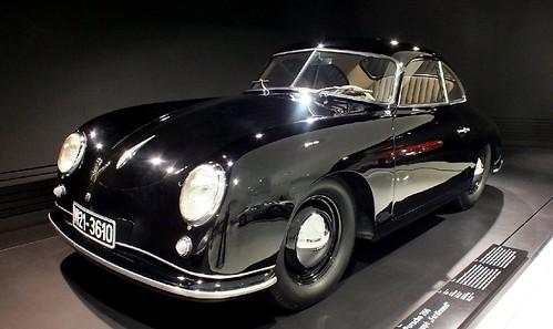 Porsche 356 Ferdinand 1950