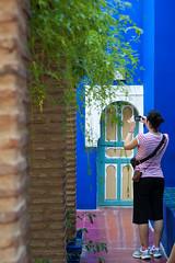 Chain photography (filipeb) Tags: africa travel portrait botanical retrato morocco arab jardim botanico maroc viagem marocco marrakech majorelle marrakesh marrocos carlzeiss rabe zf filipebrando marraquexe jardimmajorelle nikond700 planar8514zf carlzeiss85mmf14zf planart1485 marrakeshtensiftalhaouz