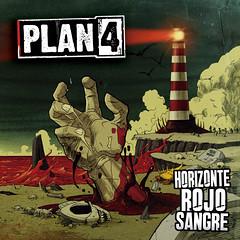 PLAN 4 Tapa/Cover (emy mariani) Tags: metal illustration heavymetal cdcover dibujo ilustracion calavera plan4