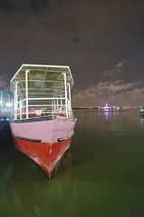 # 262 Pier at Tank Bund - 91 (Rajesh_India) Tags: india night hyderabad tankbund project365 2013 hussainsagarlake