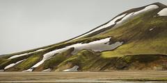 Landmannalaugar (Tonton Dave) Tags: green landscape iceland hill vert paysage colline islande landmannalaugar