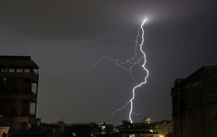 Lightning (SEREYVUTH.SENG) Tags: sky storm rain night lightning raining thunder stormnight rainingsky