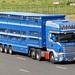 Scania R560 SV10 BCK - WJ & J Green