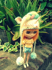 special pastel unicorn hat