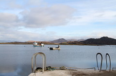 Boat trilogy l (Leoniedas) Tags: ocean ireland boats fishing europe eire kerry atlantic peninsula beara westcork
