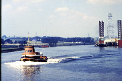 Image titled Tug The Flying Duck River Clyde 1960s