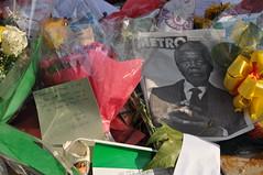DSC_2004 Nelson Mandela Tribute and Memorial Parliament Square (photographer695) Tags: square memorial parliament nelson tribute mandela