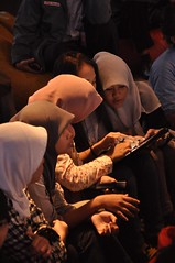 School Visit MTs Al- Istiqomah & LPBA Mandiri (@america) Tags: school america al visit mts lpba istiqomah mandiri atamerica