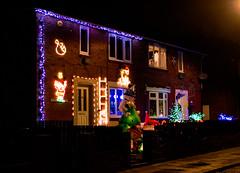 Christmas Lights - Wallsend (Ermintrude73) Tags: illuminations christmaslights wallsend