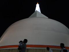 Ruwanwelisaya - Anuradapura (Janesha B) Tags: heritage culture buddhism civilization srilanka stupas dagobas anuradapura